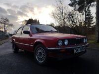 1986 BMW 318i Coupe (E30)