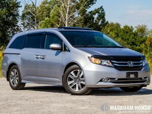 2017 Honda Odyssey Touring - **USED DEMO**LEATHER|NAVI|BACKUP CA