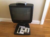 Panasonic TV & Set Top Box