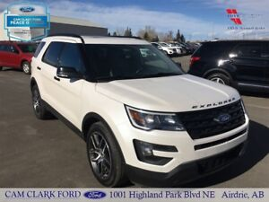 2016 Ford Explorer Sport AWD [s-roof/Nav/leather/3.5 Eco]
