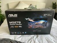 "ASUS MG279Q 1440P 144Hz IPS 27"" Monitor"