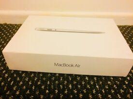 MacBook Air 11 /2015- May 2015 128gb 4GB. processor Core I5 1.6ghz
