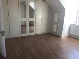 4 bedroom flat share or 3 bedroom and living room flat available