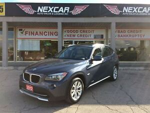 2012 BMW X1 AUT0 AWD LEATHER PANORAMIC ROOF 76K