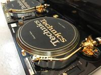 WANTED TECHNICS 1200 1210 ALL MODELS ANY CONDITION