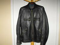 Leather Motocycle Jacket for sale