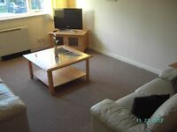 2 Double Bedroom, Self Contained Flat, Furnished, Private Parking, Westburn Court, Rosemount £620pm
