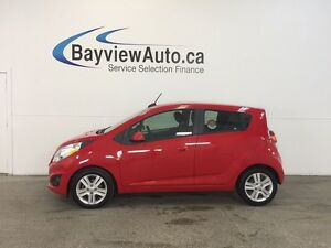 2015 Chevrolet SPARK - AUTO! ALLOYS! A/C! MY LINK! CRUISE!