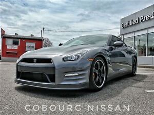 2014 Nissan GT-R Black Edition Twin-Turbo 545HP