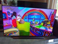 LG 65 OLED TV (OLED65C8) UHD 4K/SMART/HDR/FREEVIEW HD/FREESAT HD/WIFI