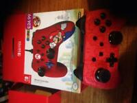 Nitendo switch wired controller
