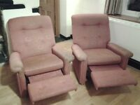 Parker Knoll recliners