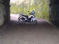 Honda nsc50r runs and rides perfectly Nothing wrong with it everything works