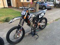 2009/10 KTM 250