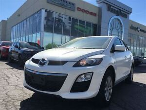2012 Mazda CX-7 LEATHER - NAVIGATION -CLEAN CAR PROOF!