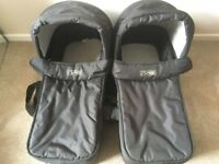 Carrycots for Mountain Buggy Duet