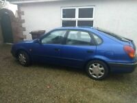 Toyota Corolla 1.6 manual in very good condition for it age drives well 6month MOT