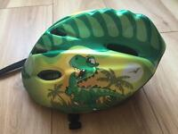 Boys Cycle Helmet - Approx age 4-7