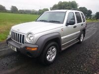2003 JEEP CHEROKEE SPORT CRD ##SORRY NOW SOLD SOLD ###