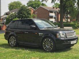 Quik sale! Range Rover Sport HSE FSH. DIESEL