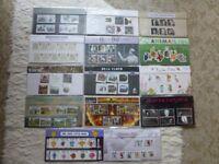 Stamp Presentation Packs 2016