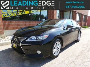 2015 Lexus ES 350 Leather, Heated Seats, Sunroof