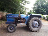 Leyland 245 Tractor full working order