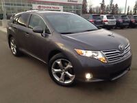 2011 Toyota Venza AWD V6 - Only 87km! Leather Heated, Pano Sunro