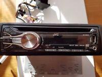 JVC KD-SD631 CD/USB/SD stereo system
