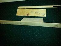 ~~## 12mm plywood & 9mm door Stops: for School/Uni Art/Architecture/Design project, DIY, etc. #~