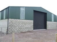 SHED TO RENT/LET