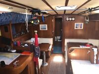 Yacht to live on and/or sail located at Brighton Marina