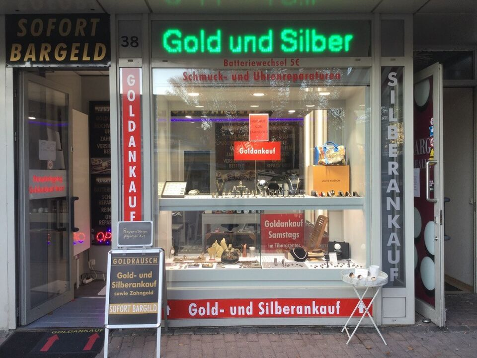 Batteriewechsel/ Gold Ankauf  Info 01711200265 in Hamburg