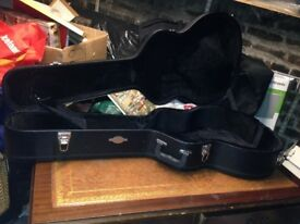 Taylor Brand Guitar Case kept as new .