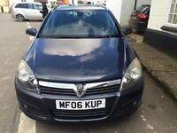 Vauxhall Astra Estate 1.8L Automatic