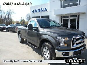 2017 Ford F-150 *NEW*0% 72 MONTHS*REG.CAB XLT*H.D.PAYLOAD*4X4 5.