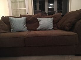 Large 2 seater sofa from Next