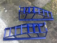 Car ramps for sale.