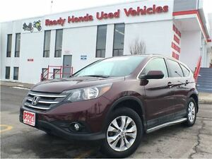 2014 Honda CR-V EX-L - Leather - Sunroof - R.Cam