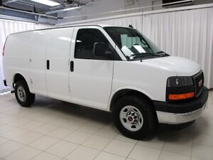 2018 GMC Savana 3/4 TON RWB 5DR CARGO VAN  2PASS  WAS $31995 NOW