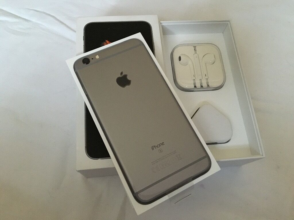 iPhone 6S 128GB Space Grey factory unlocked Brand new with Apple warranty and proof of receiptin LondonGumtree - iPhone 6S 128GB Space Grey factory unlocked Brand new with Apple warranty and proof of receipt for sale iPhone 6S 128GB Space grey brand new with Apple warranty and proof of receipt Comes in box with all accessories and manual Its factory unlocked to...