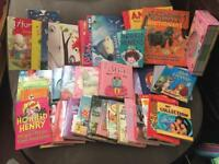 Children's book bundle 50 books all together