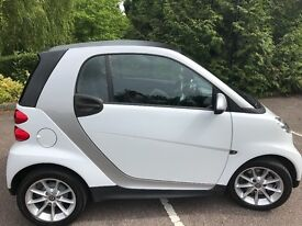 ***MINT 2012 SMART CAR*** IN WHITE AUTO*** MUST SEE***