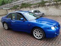 2003 mg zt 1.8 petrol manual low mileage mot