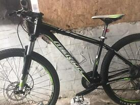 Merida Tfs big 9 300 mountain bike may swap ps4 vr