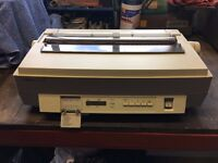 Brother M4318 Wide Carriage 18-Pin Parallel Serial Dot Matrix Printer