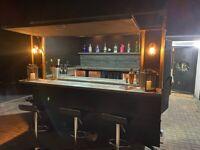 Bespoke Mobile Bar Trailer