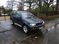 2004 BMW X5 SPORT 3.0 DIESEL AUTO JEEP FULL SERVICE HISTORY MOT 10/18 2 PREVIOUS OWNERS BARGAIN