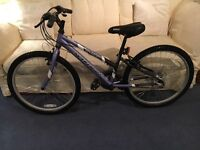 SCHWINN GIRLS MOUNTAIN BIKE