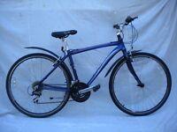 Gents Hybrid Bike.